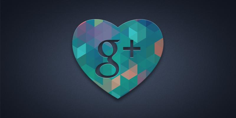 We Love Google+